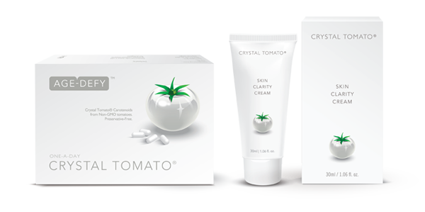 Crystal Tomato® supplements - just one a day