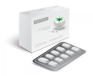 Crystal Tomato® offers invisible protection