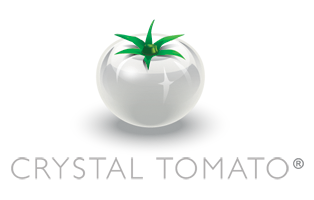 Official website of Crystal Tomato® Supplement Retina Logo