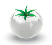 Official website of Crystal Tomato® Supplement Mobile Retina Logo