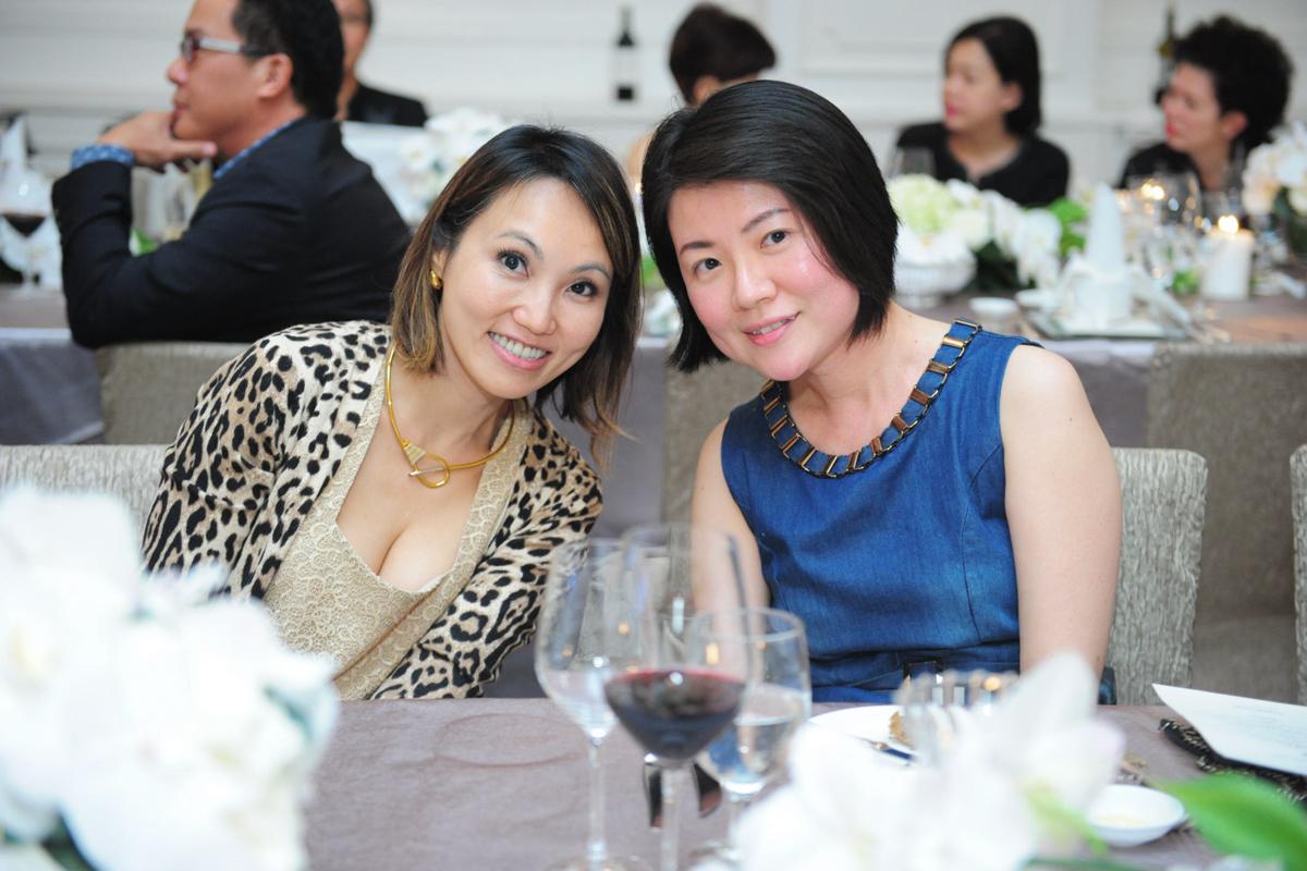 Dr. Cindy Yang & Dr. Michelle Tan