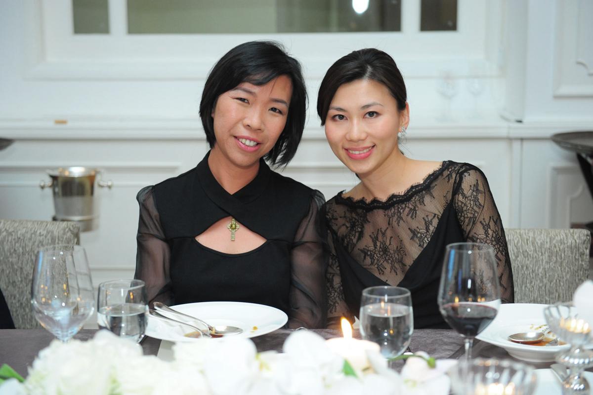 Ms Patricia Wong & Dr. Vicki Leong