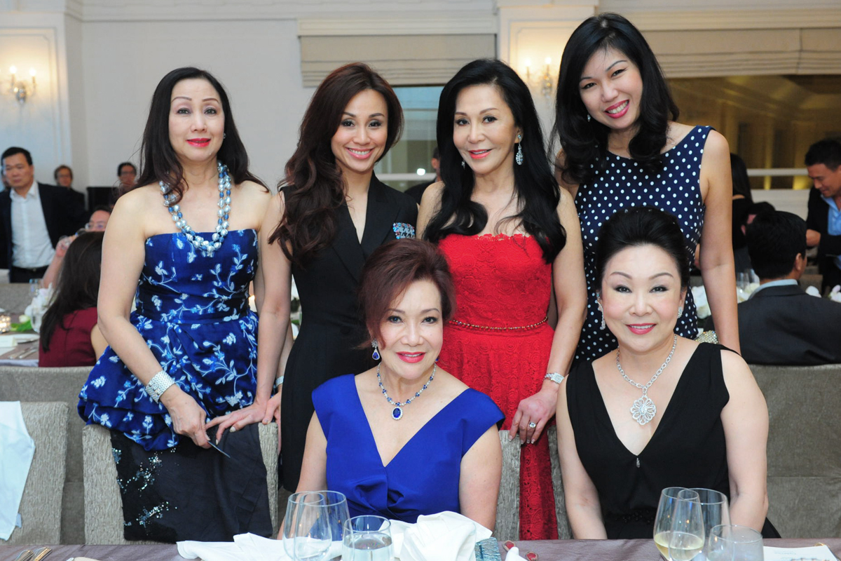 Standing Left to Right - Mrs Sally Djuhar, Ms Tanny Kea, Mrs Diana Widjaya, Ms Laura Lim Seated - Mrs Lotus Soh & Ms Janice Tsai
