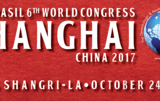 Dasil 6th World Congress Shanghai China 2017