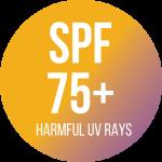 SPF 75+
