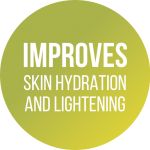 Beyond Sun Protection cream improves skin hydration and lightening
