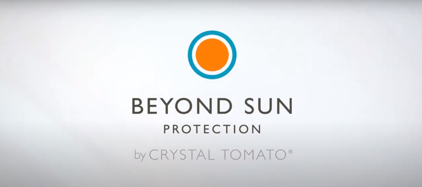 Beyond Sun Protection by Crystal Tomato® Intro Video